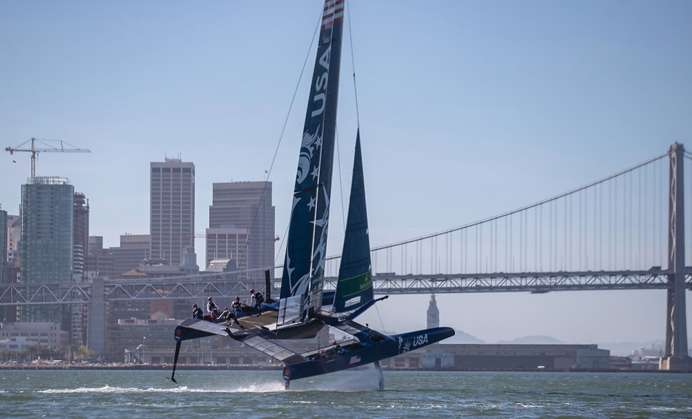 SailGP Worlds Fastest Boat Race Comes To SF