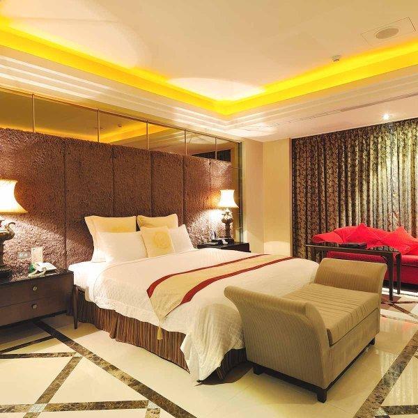 台北約會地點 - 美麗殿房間