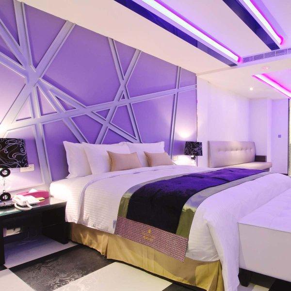 台北約會地點 - 艾森堡房間