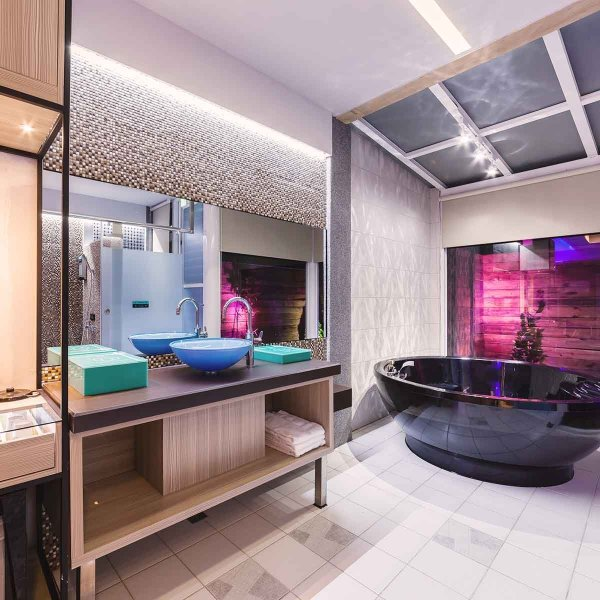 台北約會地點 - 悅池精品旅館