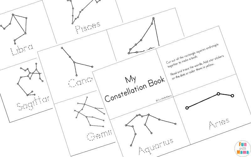 Constellation Printable Pack