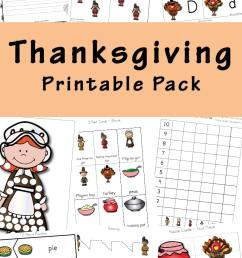 A Thanksgiving Printable Pack For Learning History \u0026 More! [ 1400 x 800 Pixel ]