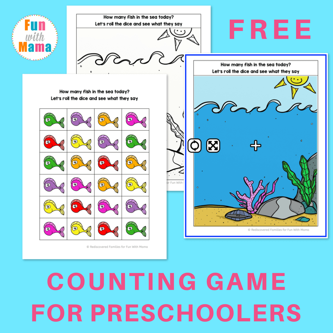 Fish Eyes Book Activities And Crafts For Preschoolers