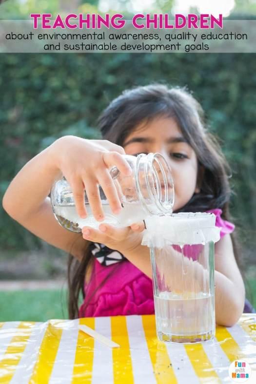 teach children about environmental awareness