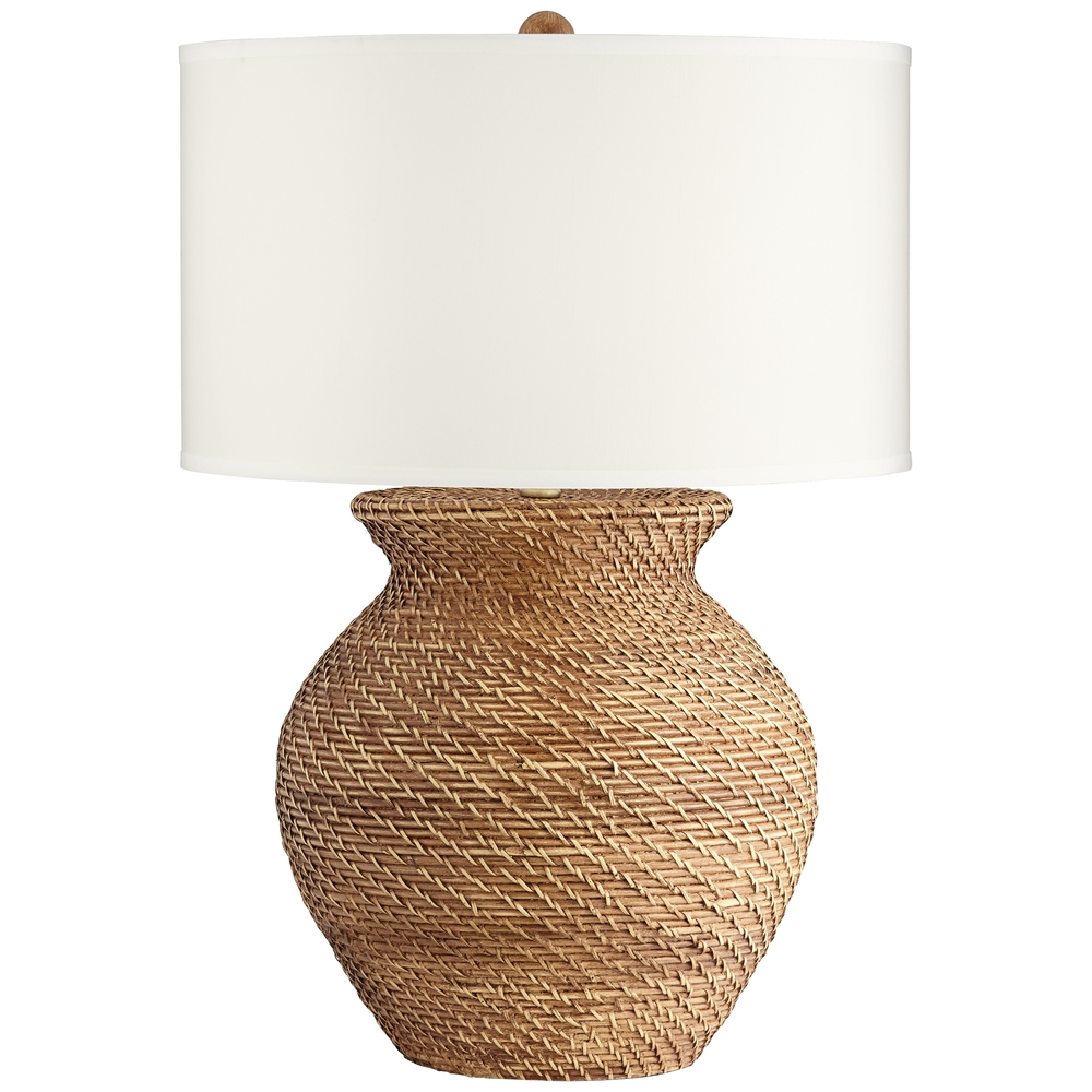 tinley table lamp by pacific coast