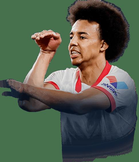 82 39 64 76 86 80. Jules Koundé FIFA 21 - 79 - Rating and Price | FUTBIN