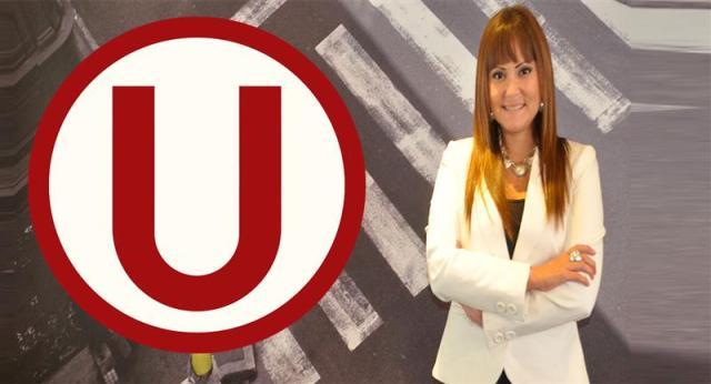 Quién es Sonia Alva Rodríguez en Universitario de Deportes?