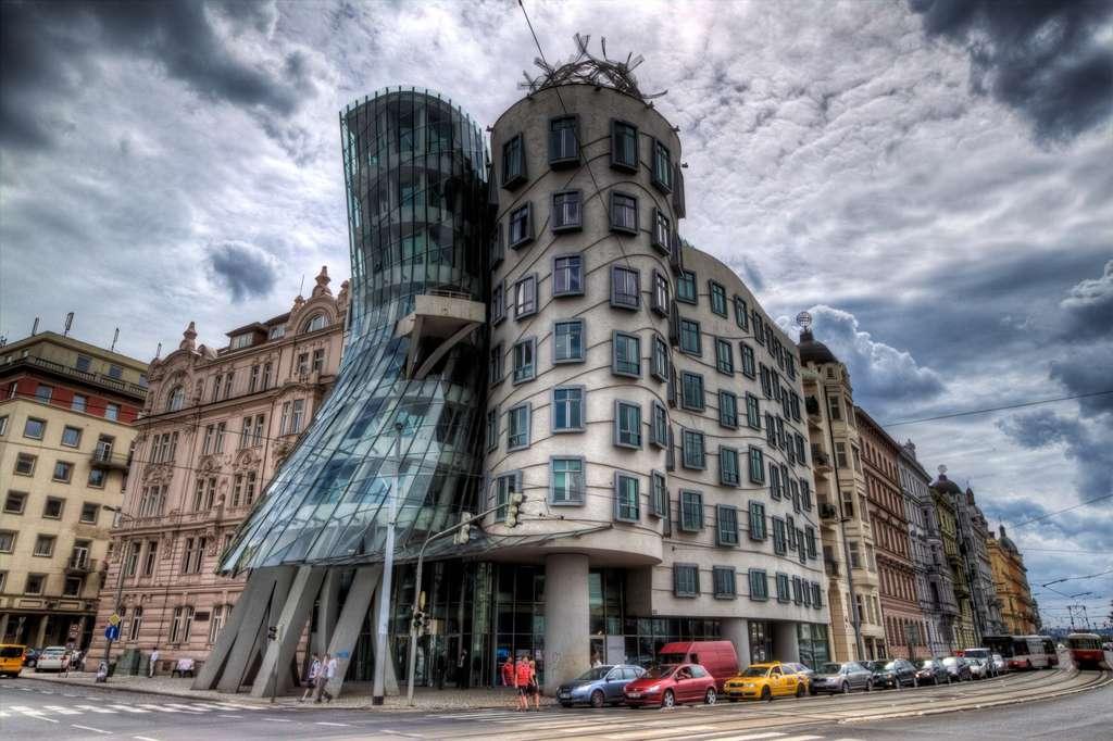 Maison dansante (république Tchèque 1996) - Franck O. Gehry
