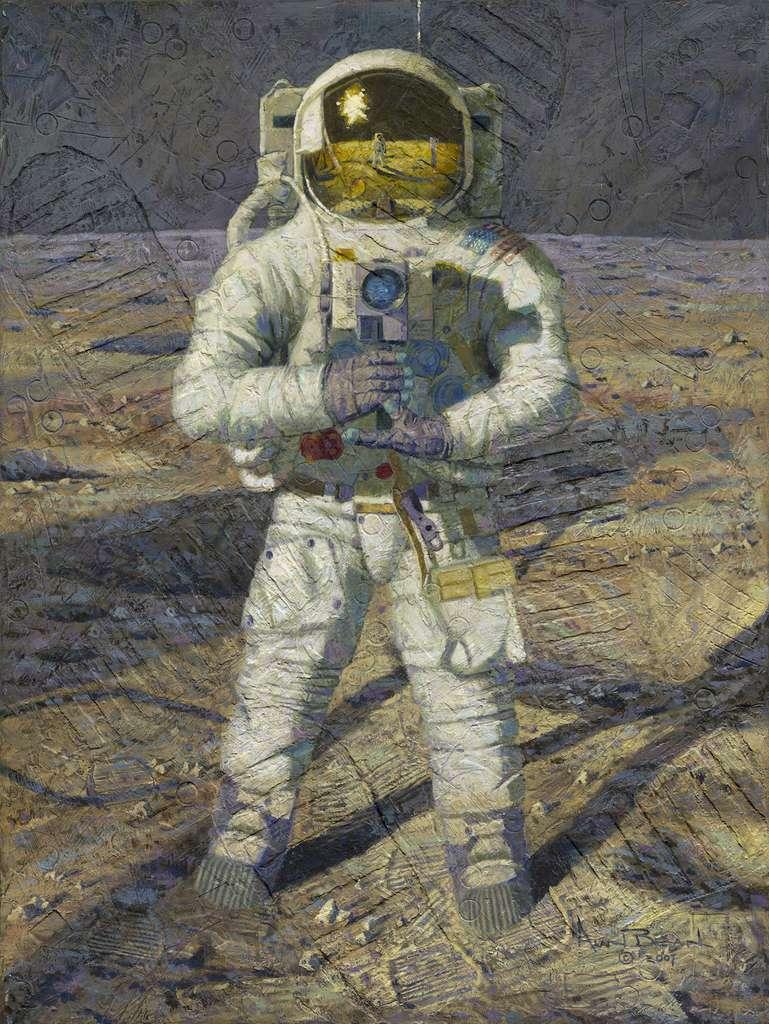 Combien D Hommes Ont Marché Sur La Lune : combien, hommes, marché, Apollo, Devenus, Hommes, Marché