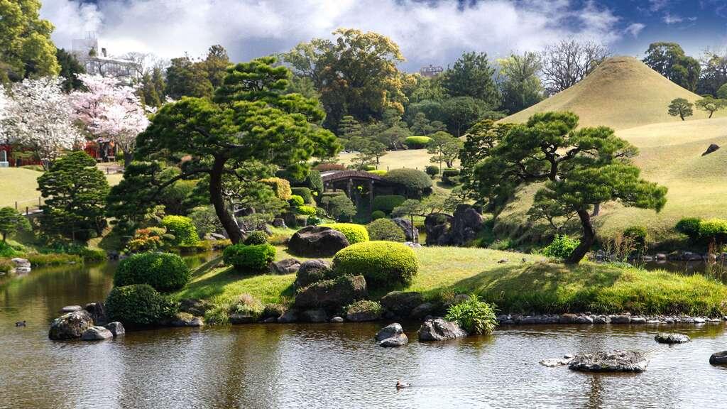 plus beaux jardins japonais
