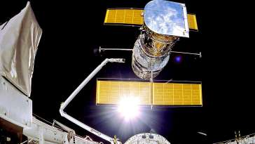 Hubble ne répond plus depuis plus d'une semaine
