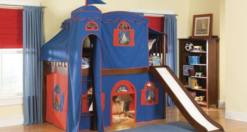 Stunning Bunk Beds For Kids With Slide Ideas Gabe Jenny Homes