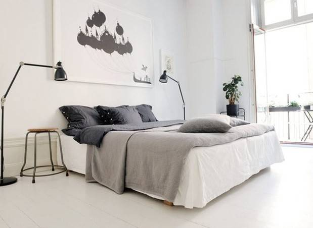 tips decorate bedroom without headboard