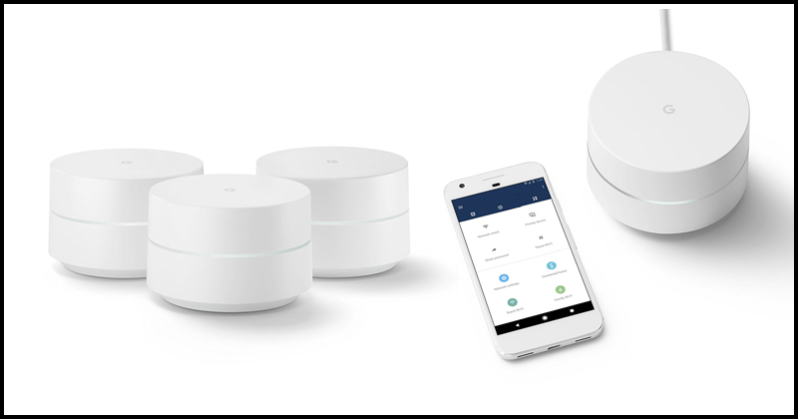 Google WiFi System Smarthome Router Review