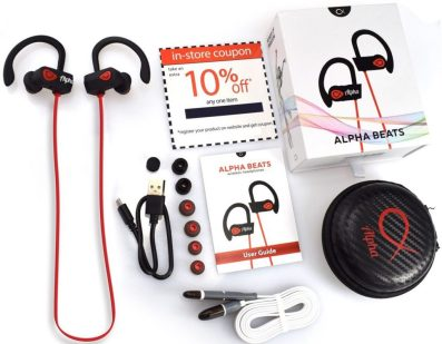 Alpha Beats Wireless Headphone Full Review And Performance