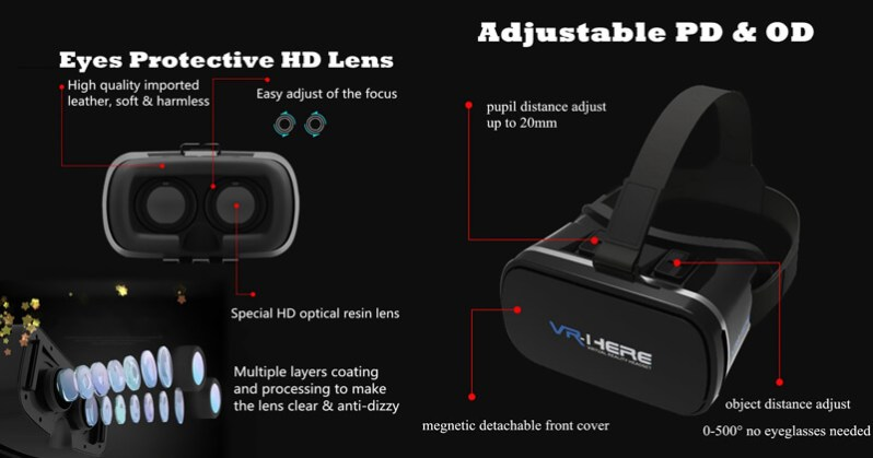 TSANGLIGHT Virtual Reality 3D Headset Full Review With Pros And Cons