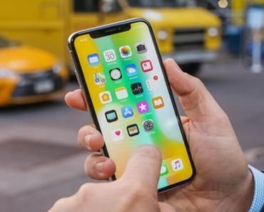 Features Of Apple iPhone X