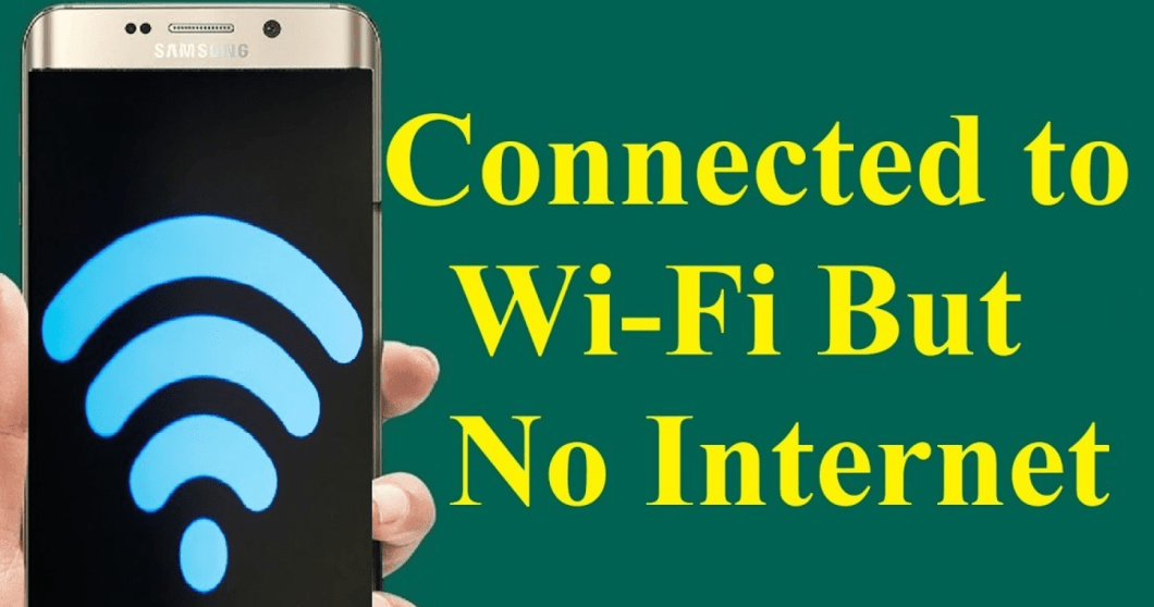 Fix Samsung Galaxy S11 WiFi Connection Problem With Internet
