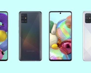 Samsung A71 5G Full Features Specification Review With Price