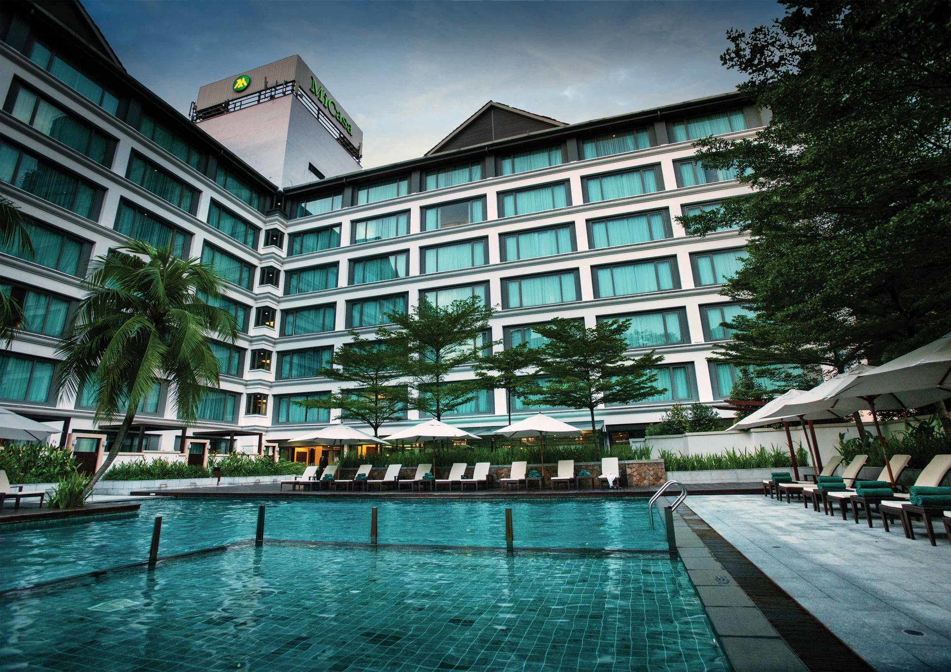 Location Serviced Suites Hotel Kuala Lumpur Best Hotel