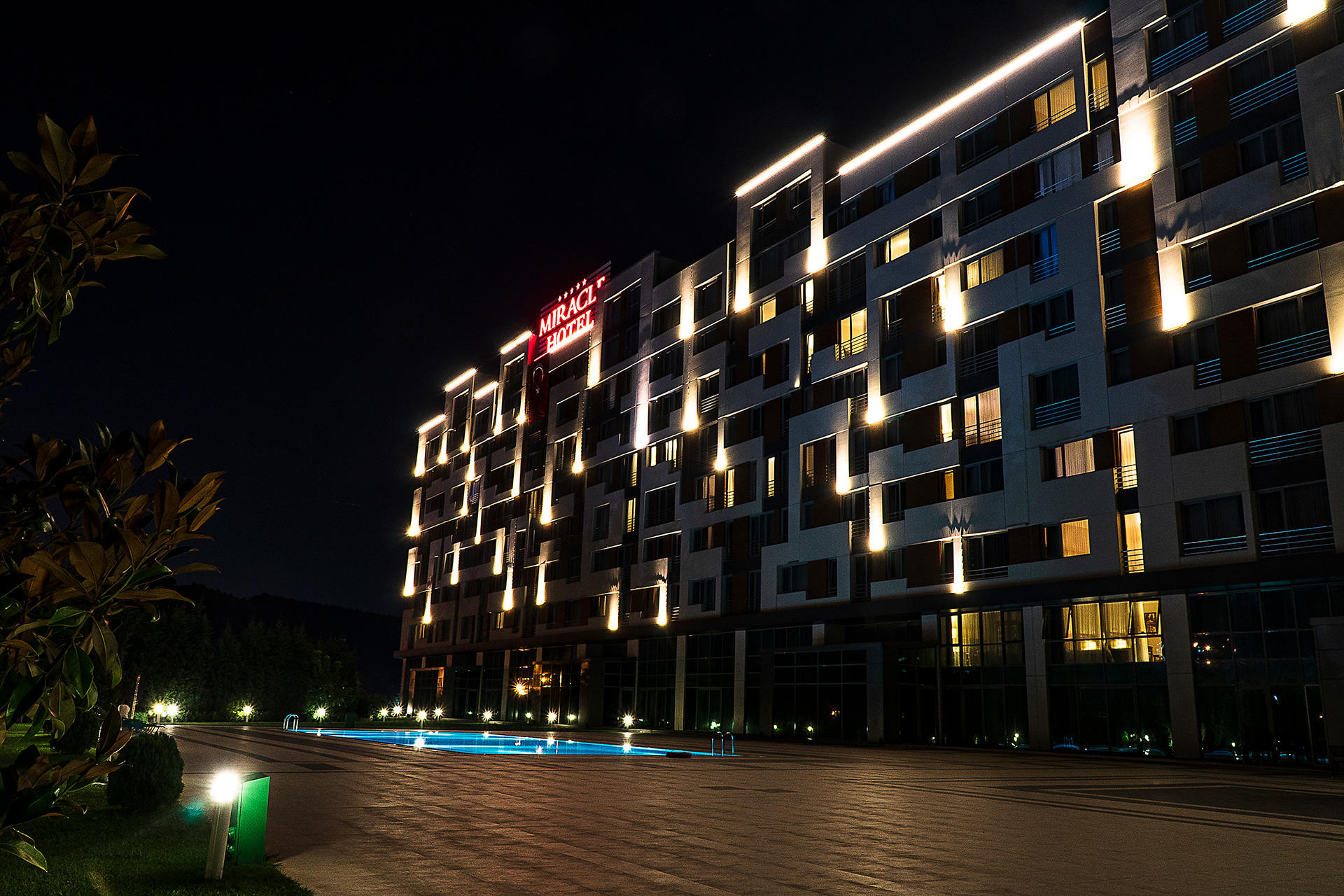 5 Star Hotels In Istanbul Turkey Miracle Istanbul Asia