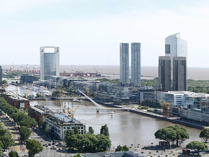 Hotels In Puerto Madero Ch Madero Urbano Suites