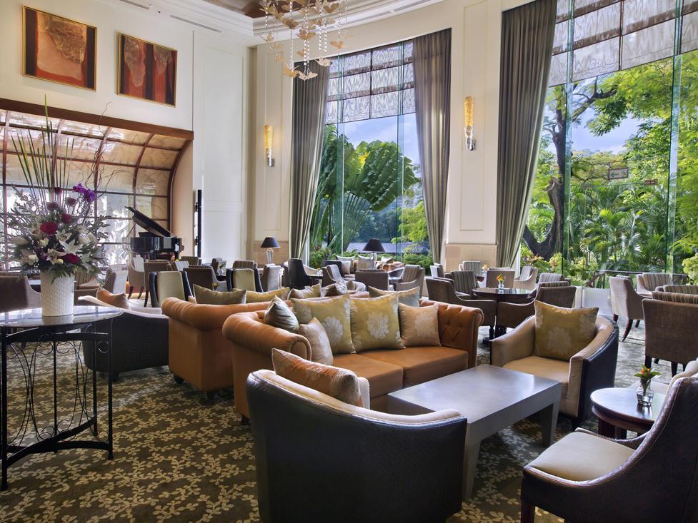 Fine Dining Jakarta Hotel Borobudur Jakarta Restaurant