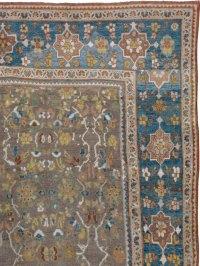 Antique Persian Mahal Carpet, No. 12008