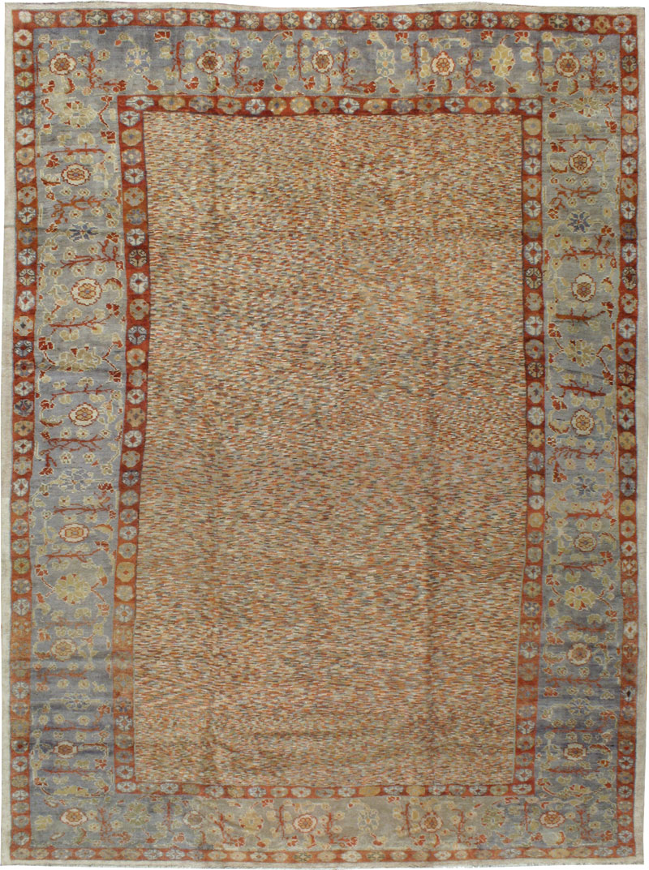 Antique Persian Mahal Carpet, No. 8138