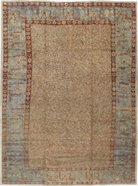 Antique Persian Mahal Carpet, No. 8138