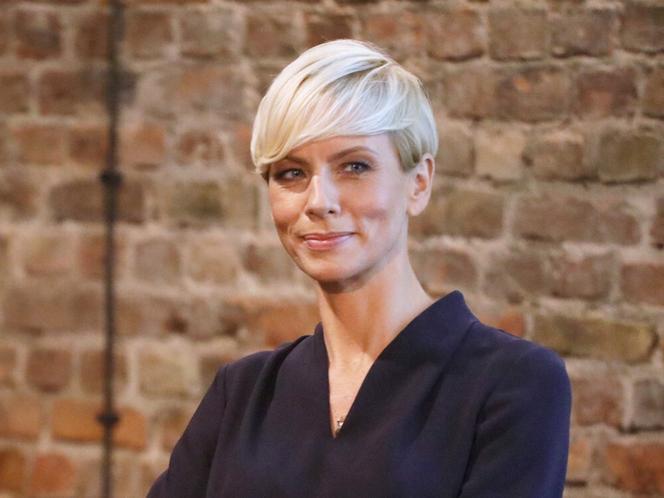 Celebrity hairdresser disfigured Anita Werner?  The TVN journalist is unrecognizable