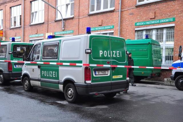 polizei, policja Niemcy