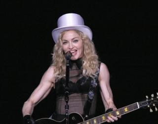Madonna in 2004