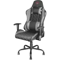 video game chair with cup holder wheelchair jump woodward gaming chairs free uk delivery gxt 707r resto grey