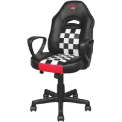 Pro Gaming Chairs Uk Cheap Ivory Chair Covers Free Delivery Game Gxt 702 Ryon Junior