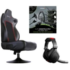 Gioteck Rc5 Gaming Chair Best Chairs Geneva Glider White Buy X360 Pro Kit Ex06 Stereo Headset And Elite Essentials Pack Game