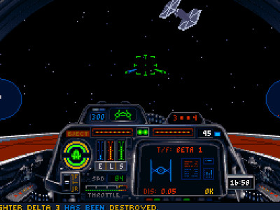 Star Wars X Wing Dos Games Online Gameflarecom