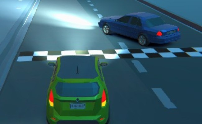 3d Night City 2 Player Racing Online Game Gameflare