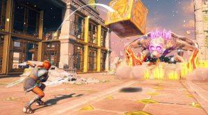 Immortal Phoenix Rising, 올림푸스 궁전 탐험을위한 DLC 출시