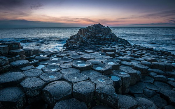 #8 Giants Causeway In Northern Ireland