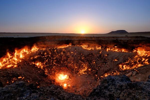 #25 Gates To Hell, Derweze, Turkmenistan