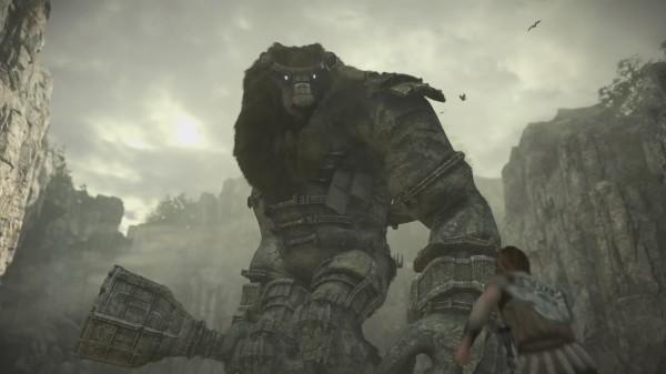 【E3】新片速報 《汪達與巨像》重製版 下年登陸PS4 | GameOver HK