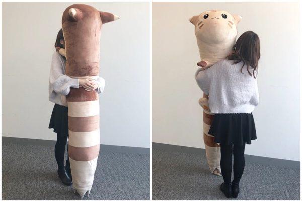 《寵物小精靈》「大尾立」等身高攬枕 超巨型fans好想買 | GameOver HK