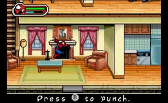 Ultimate Spider-Man GBA ROM #22