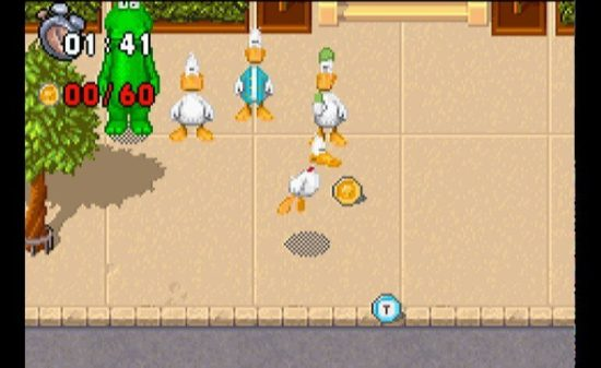 Sitting Ducks GBA ROM #19