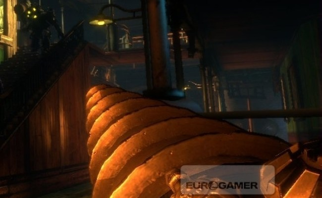 Bioshock 2 Updated For Steam After Games For Windows Live