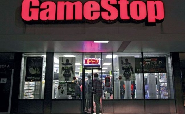 Gamestop Seeks To Fund Games In Exchange For Exclusive