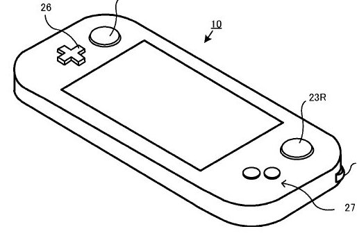Nintendo Patents Controller With Shoulder Scroll Wheels