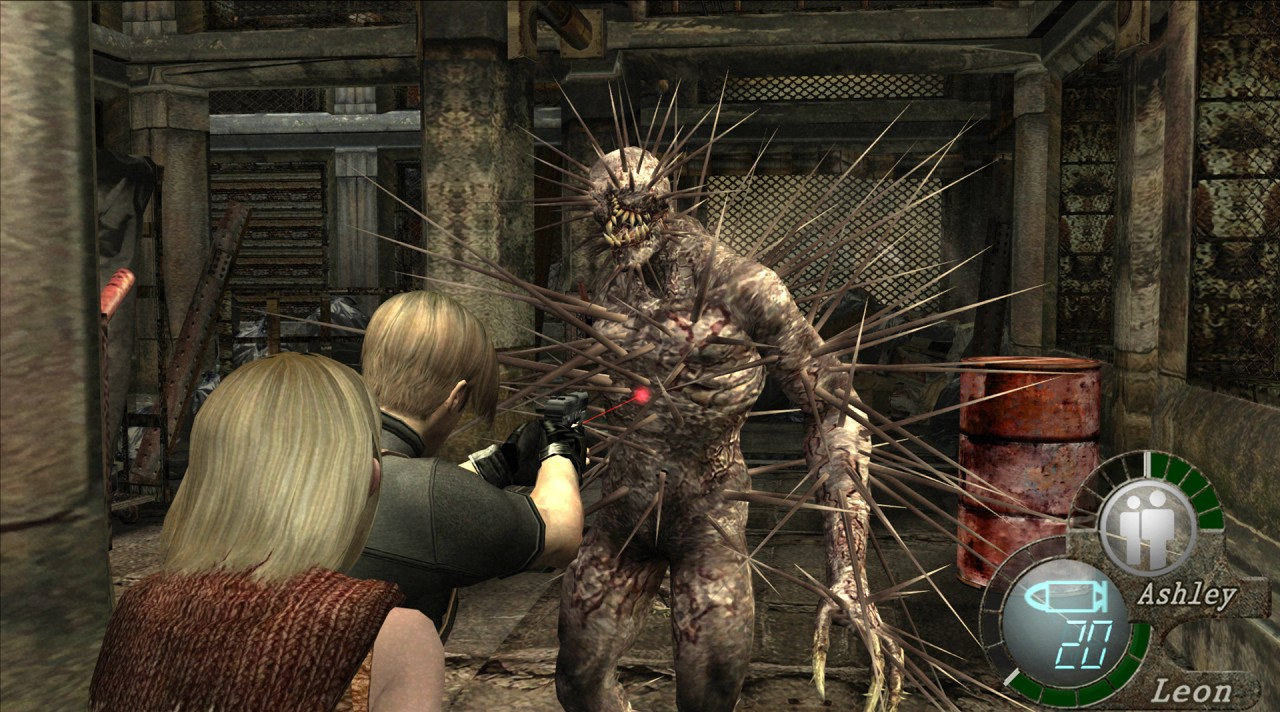 Image result for Resident Evil 4 wii