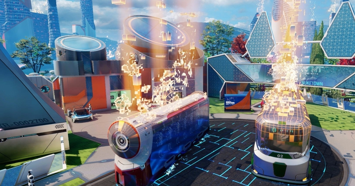 Call Of Duty Black Ops 3s Nuketown Map Now Free For All